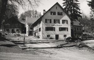 Lindenbrauerei Mindelheim anno 1960